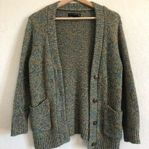Rag and Bone Button Cardigan Sweater
